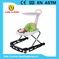 HIGH QUALITY BABY WALKER WITH METAL EN BASE WALKER WITH MUSIC AND LIGHT