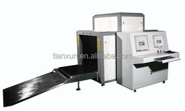 X-ray baggage scanner MD-8065 used x ray equipment in airport/ hotel/ jail/ court