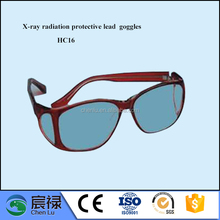 China Manufacture side-protective lead glasses