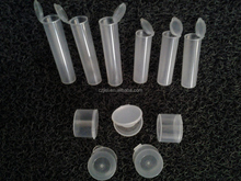 clear plastic tube with lid clear container tubes container tubes
