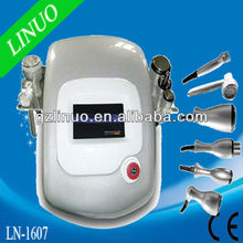 6 in 1 tripolar rf+vacuum radio frequency lose weight