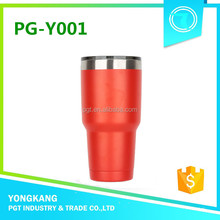 Hot PG-Y001large stainless steel thermos flask thermo mug stainless steel stainless steel water bottle double wall vacuum