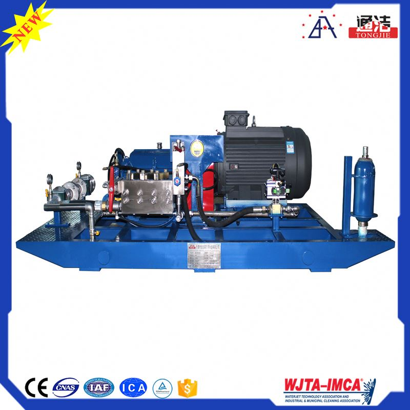 Eco Friendly Commercial 8000PSI Removing dirt from construction site roads/plant Diesel Engine Water Pump