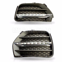 LED Daytime Running light For BMW X6 E71 2009-2012 DRL Driving Bumper Fog Lamp