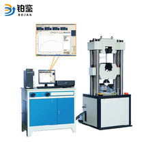 Hydraulic universal laboratory mechanical testing equipment