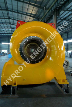 400KW high quality francis turbine manufacture