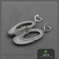 Factory Direct Sale Made to Order Silver Jewelry for Girls