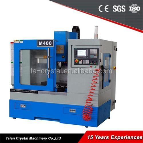 Mini Cheap Machine Tool CNC Milling Machine for Training M400