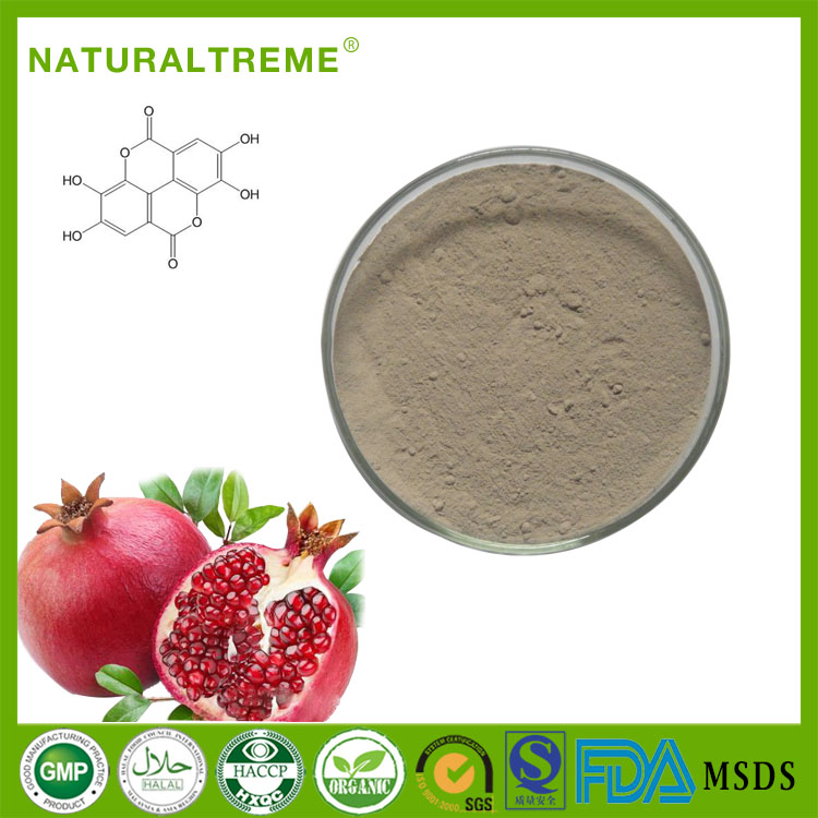 Best share plant extracts From Pomegranate Peel powder food