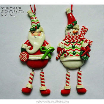 PVC clay dough ornament. Itme WY816234.