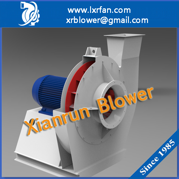 Large Capacity Industrial Exhaust Fan for Boiler