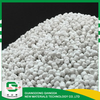 Factory sells calcium carbonate granules , caco3 filler masterbatch from china