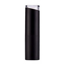 High Quality Empty Plastic Round Matte Lipstick Tube With Unique Lid