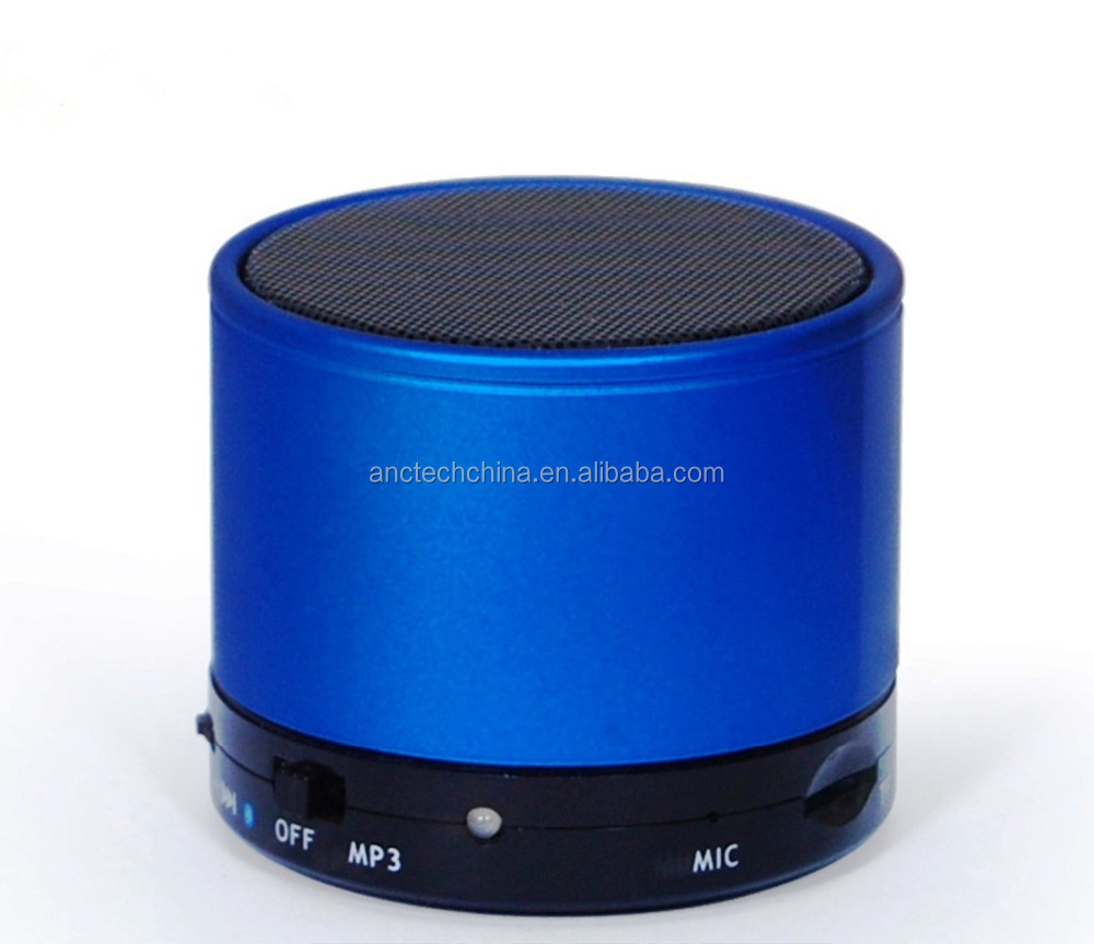 Wireless Portable Bluetooth Speaker compatiable for smartphones