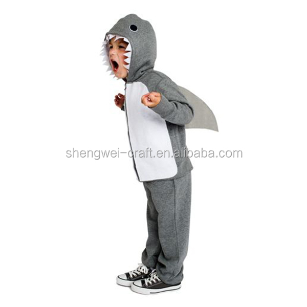 Factory hot sale shark costume