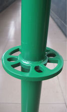 Quick Install Q345 Galvanized Steel Ring lock Scaffolding Vertical System