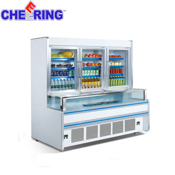 Supermarket Used Equipment Sale ,open display refrigerator