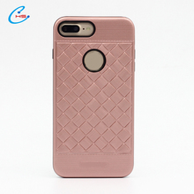 Free Sample! 3d Emboss Phone Case For Customzied Printing Tpu+pc Shockproof Cover