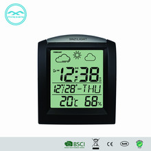 YD8221E-2 Hot Selling Multifunction Mini Weather Station