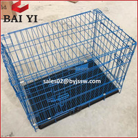 Wholesale Foldable Wire Mesh Dog Cages From Direct Factory, Fast Production