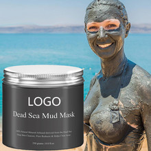Deep Cleansing Beauty Dead Sea Mud Body Mask