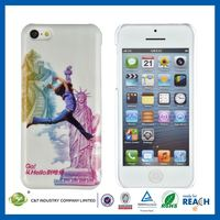 C&T Hot selling IMD pc cellphone cover for iphone 5c