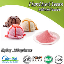Natural Hard Ice Cream Milk Mix Powder