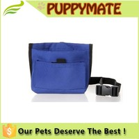 Pet Food Storage Holder Outdoor/Training Hang Bag/Pet Training Bag