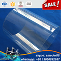 large diamater transparent polycarbonate tubes for wheat processing machine