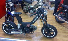 four gears 110cc/125cc road motorcycle