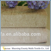 New Products Shaoxing supplier Cheap Chenille luxury home textile