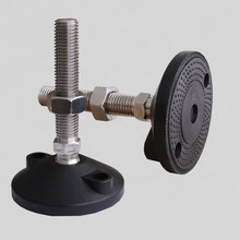 plastic metal leveling feet furniture leg