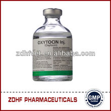 Oxytocin injection veterinary products for pets