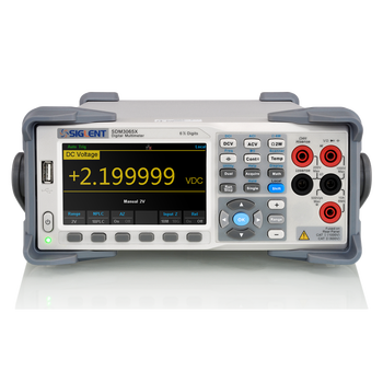 Siglent SDM3065X, 6 1/2 Multimeter, digital multimeter,