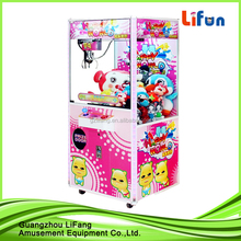 Popular claw crane machine/Toy park game machine/toy catch machine gift machine