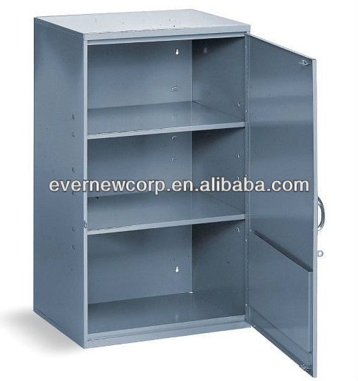 Heavy duty and cheap 2 doors Mild Steel Cabinet