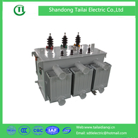 environmental amorphous alloy 3 phase oil type 2000 kva transformer