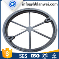 Iron Material Concrete manhole covers Sewer cover well cover