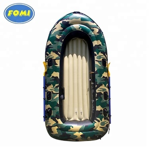Factory delivery price 2-people inflatable rowing boat