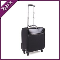 "Hot sale 16-24"" travel luggage, laptop luggage bag , suitcase with latptop compartment"