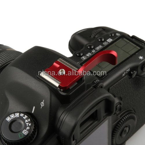 Metal Thumb Up Grip for Fujifilm X100 X100S X-E1 X-pro1 Pentax Q Q7 Q10 K10