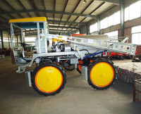 High Clearance Self Propelled Boom Sprayer