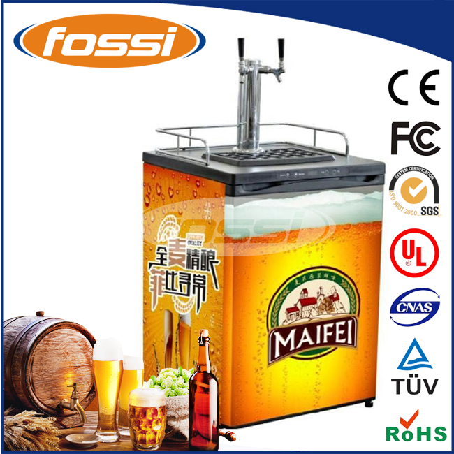 Kegerator / Beer Tower Dispenser with Digital Display