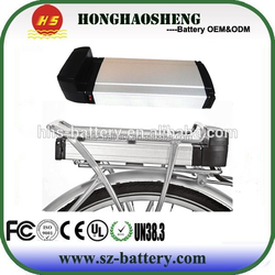 Great battery supplier electric vehicle 20Ah 36v lithium ion car battery pack