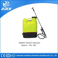 Shaoxing supplier Factory Outlet Pesticide Spraying tap sprayer