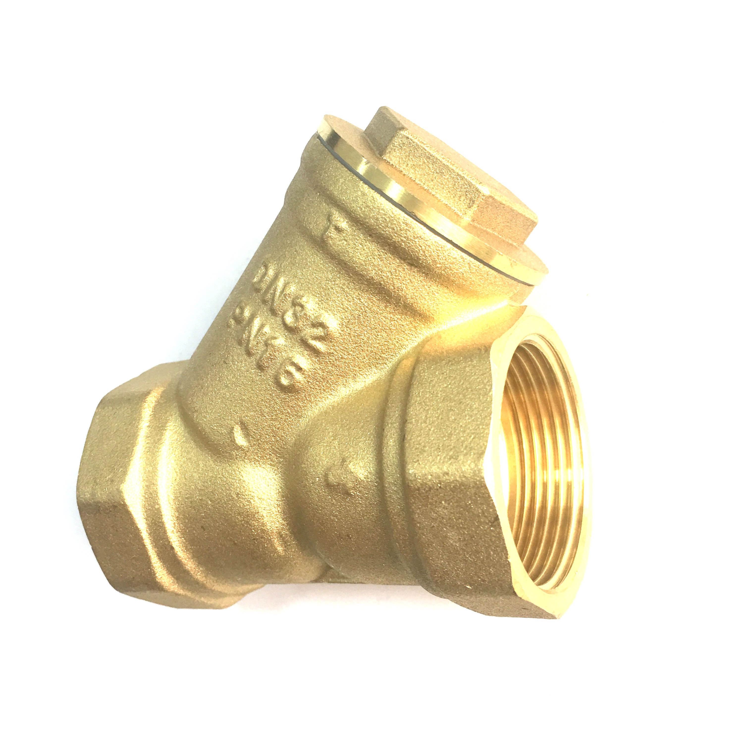 1 inch bronze Brass <strong>Y</strong> strainer filter valve bronze <strong>y</strong> strainer