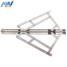 Free sample low MOQ 304 stainless steel friction hinge, friction stay for aluminum window