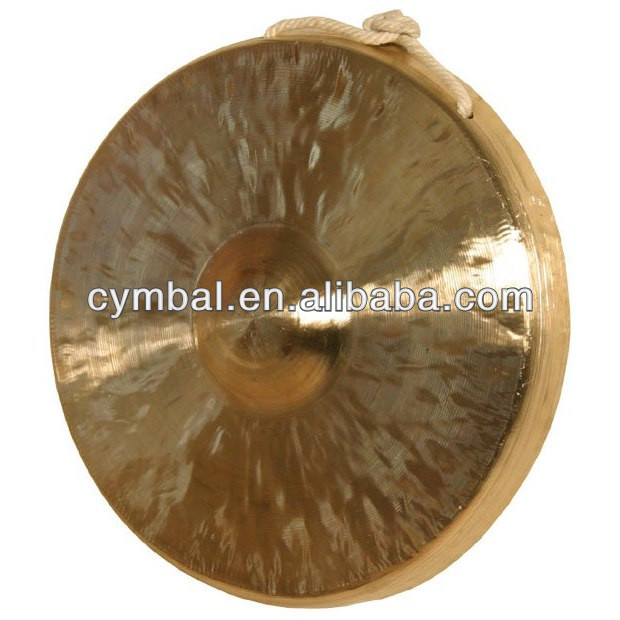 "Metal craft 12"" Bao gong, with different sound from Chao gong"