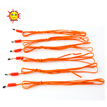 Good quality 2m fireworks electric igniter ematch igniter for fireworks display