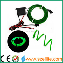 Wholesale Car Decor Lighting LED Strip 15m 12v el wire